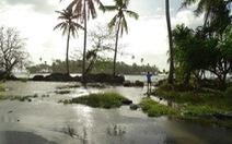 Biển đổi khí hậu khiến quần đảo Marshall chìm trong nước lũ