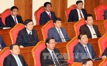 Trung ương bỏ phiếu biểu quyết giới thiệu nhân sự