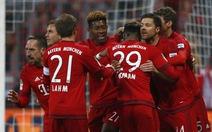 Đè bẹp Bremen, Bayern bỏ xa Dortmund 8 điểm