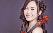 Tài năng 9X Thái Lan chơi violin tại Sài Gòn