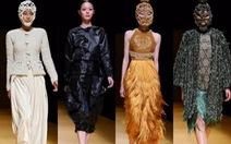 Lúa của nhà thiết kế Công Trí mở mànTokyo Fashion Week
