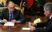 Vì sao Tổng thống Putin quyết định rút quân khỏi Syria?