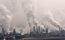 WHO: 4 người chết thì có1 người chết do ô nhiễm