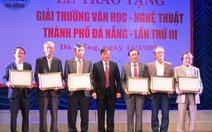 Minh Sư đoạt giải thưởng văn học nghệ thuật Đà Nẵng