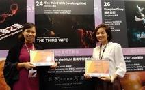 Dự án phim Việt đoạt giải thưởng lớn ở Hong Kong