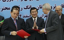 Giao thương Việt Nam - Iran, nhắm mục tiêu 2 tỉ USD