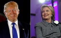 Hillary Clinton hayDonald Trump?