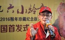 Lục Tiểu Linh Đồng ra sách Tây Du Kýdịp năm con khỉ