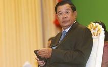 Ông Hun Sen quyết tâm cải tổ nội các