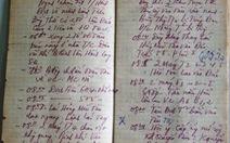 Cuốn nhật ký kỳ lạ từ tàu HQ 505