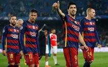 Messi, Suarez lập tuyệt phẩm đưa Barca vào tứ kết