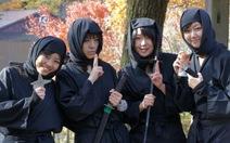 Nhật Bản tuyển ninja để quảng bá du lịch