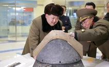 CHDCND Triều Tiên lại bắn tên lửa ra biển