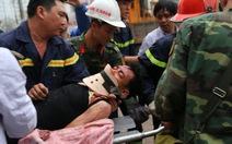 Nổ lớn ở Hà Đông, 4 người chết, 36 căn nhà bị hư hại