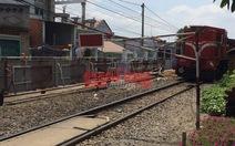 Cầu Ghềnh sập, tất cả tàu hỏa bị kẹt ở ga Biên Hòa