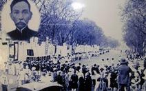 2 bài diễn thuyết và 1 đám tang rung chuyển Sài Gòn