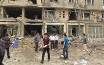 Vụ nổ ở Hà Đông: Thu được nhiều vật dùng để chế tạo bom