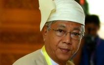 """Tổng thống Htin Kyaw - """"nhân tố bí ẩn"""" của Myanmar"""