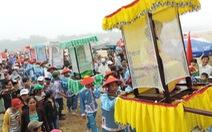 Quảng Nam tưng bừng Lễ hội Bà Thu Bồn