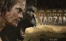 The Legend of Tazan tung trailer mới