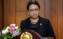Indonesia cáo buộc Trung Quốc xâm phạm lãnh hải