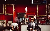 Nhà đấu giá Drouot: vừa bán vừa chôm