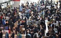 Trục trặc máy tính, Nhật hủy 127 chuyến bay