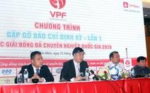 Xét nghiệm chất gây nghiện từ vòng 5 V-League 2016