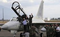 """Mỹ trở lại Philippines để """"tái cân bằng"""""""