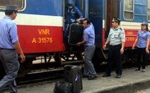 Tàu lửa Sài Gòn chỉ đưa được khách đến ga Sóng Thần