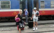 Dịp lễ, tàu Sài Gòn - Phan Thiết giảm 60% giá vé