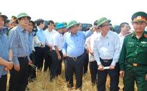 Phó Thủ tướng đồng ý xây đập 200 tỉ chống hạn