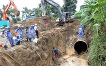 Chính phủ yêu cầu rà soát dự án cấp nước sông Đà giai đoạn 2