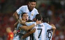 Di Maria tỏa sáng, Argentina đánh bại Chile