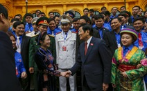 Thanh niên trao đổi tâm tư với Chủ tịch nước Trương Tấn Sang
