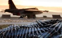 Một sĩ quan đặc nhiệm Nga tử nạn tại Syria