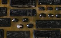 Chuột không dây tạo ra nguy cơ mất an toàn máy tính