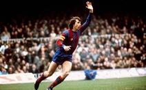 Điểm tin tối 28-3: Barca tính chuyện đổi tên sân Nou Camp thành Johan Cruyff