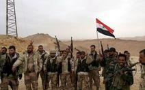 Quân đội Syria chiếm lại thành phố Palmyra