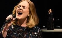 Adele dự định ngưng ca hát để chăm con