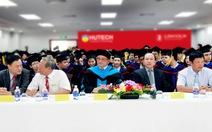 Đại học Lincoln - Hoa Kỳ trao bằng Tiến sĩ danh dự, Thạc sĩ và Cử nhân tại HUTECH