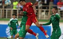 Tuyển Iraq - Việt Nam 1-0: Thua về đẳng cấp