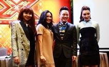 Thanh Lam bất ngờ về thí sinh TheX-Factor năm nay