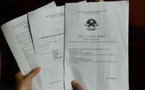 Cơ quan thuế trả lại tiền thu sai
