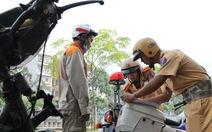 Bỏ dự định chỉ ưu ái xe lãnh đạo cao cấp khi xảy ra tai nạn