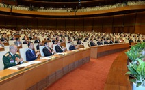 Ông Nguyễn Sinh Hùng thôi chức chủ tịch Quốc hội