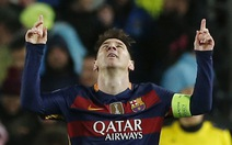 Điểm tin sáng 31-3: Messi muốn ghi bàn thứ 500 vào lưới Real