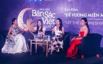 Hoa hậu Bản sắc Việt toàn cầu: nghi ngại danh xưng