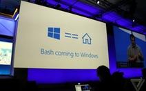 Windows 10 và Linux Ubuntu: khi hai ta về một nhà