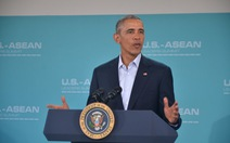 """""""Tổng thống Obama trông đợi chuyến thăm Việt Nam"""""""
